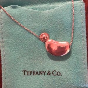 Tiffany Large Bean Necklace